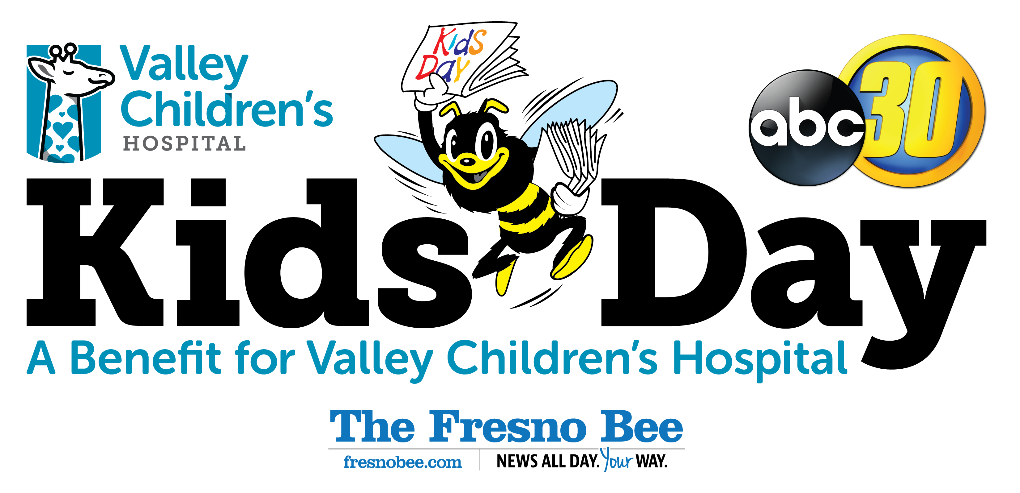 Kids Day. A benefit for Valley Children's Hospital